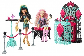 Премиерно парти Monster High