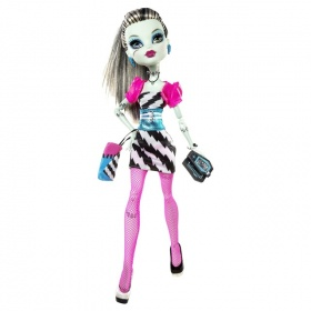 Колекционерска кукла Monster High Frankie Stein Dawn of the Dance