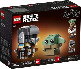 LEGO® Star Wars™ 75317 - The Mandalorian™ & the Child