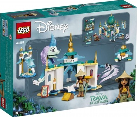 LEGO® Disney Princess™ 43184 - Рая и драконът Сису