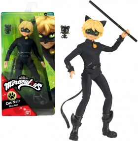 Miraculous Cat Noir Fashion Doll