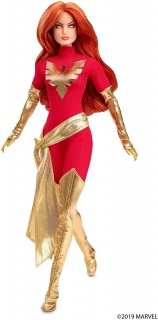 Marvel Dark Phoenix Barbie - Doll