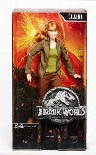 Кукла Barbie Jurassic World - Клер